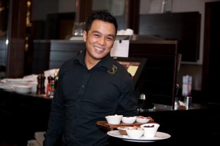 Hierarchie gastronomie service